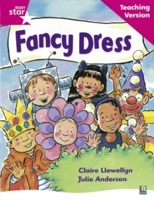 Image for Rigby Star Guided Reading Pink Level: Fancy Dress Teaching Version