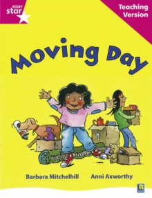 Image for Rigby Star Guided Reading Pink Level: Moving Day Teaching Version