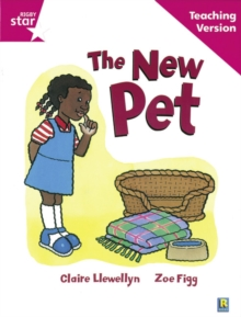 Image for Rigby Star Guided Reading Pink Level: The New Pet Teaching Version