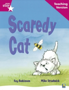 Image for Rigby Star Guided Reading Pink Level: Scaredy Cat Teaching Version