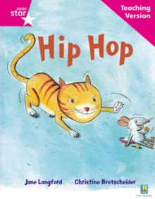 Image for Rigby Star Phonic Guided Reading Pink Level: Hip Hop Teaching Version
