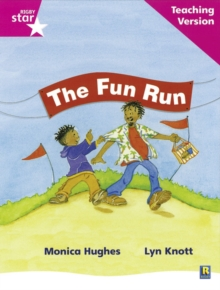 Image for Rigby Star Phonic Guided Reading Pink Level: The Fun Run Teaching Version
