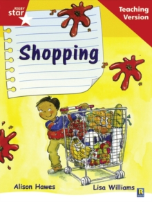 Image for Rigby Star Guided Reading Red Level: Shopping Teaching Version