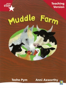 Image for Rigby Star Phonic Guided Reading Red Level: Muddle Farm Version