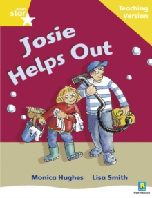 Image for Rigby Star Phonic Guided Reading Yellow Level: Josie Helps Out Teaching Version