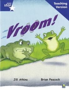 Image for Rigby Star Guided Reading Blue Level: Vroom Teaching Version