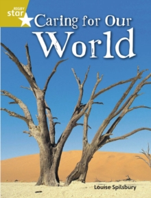 Image for Rigby Star Quest Gold: Caring For Our World Pupil Book (Single)