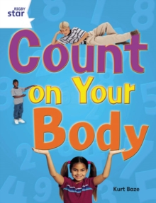 Image for Rigby Star Guided Quest Year 2 White Level: Count On Your Body Reader Single