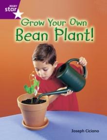 Image for Rigby Star Guid Year 2 Purple Level: Grow Your Own Bean Plant Guided Reading Pk Framework