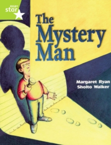 Image for Rigby Star Guided Lime Level: The Mystery Man Single