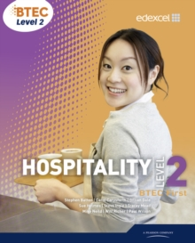 Image for BTEC level 2 first hospitality