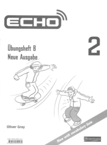 Image for Echo 2 Workbook B 8 Pack