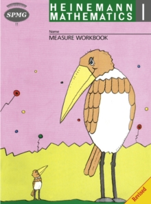 Image for Heinemann Maths 1 Measure Workbook 8 Pack