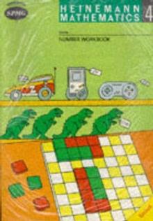 Image for Heinemann Maths 4 Number Workbook 8 Pack