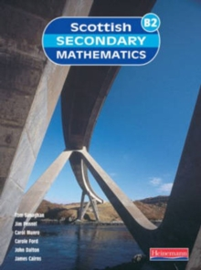 Image for Scottish Secondary Maths Blue 2 Student Book