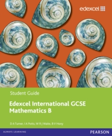 Image for Edexcel IGCSE mathematics B: Student book