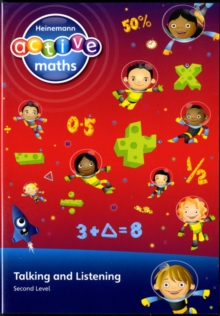 Image for Heinemann Active Maths Second Level Talking and Listening Large School Pack