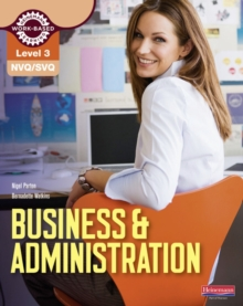 NVQ/SVQ Level 3 business & administration candidate handbook
