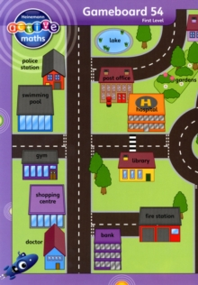 Image for Heinemann Active Maths - First Level - Beyond Number - Gameboards