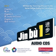 Image for Jin BU 2 Audio CD Pack