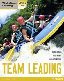 Team leadingLevel 2, NVQ/SVQ