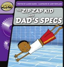 Image for Rapid Phonics Step 1: The Zip Zap Kid and Dad's Specs (Fiction)