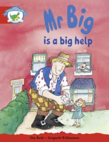 Image for Literacy Edition Storyworlds Stage 1, Fantasy World, Mr Big is a Big Help