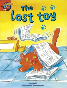 Image for Literacy Edition Storyworlds Stage 1, Animal World, The Lost Toy