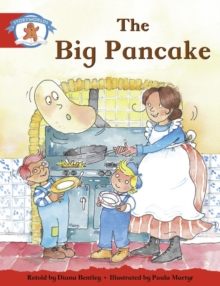 Image for Literacy Edition Storyworlds Stage 1, Once Upon A Time World, The Big Pancake