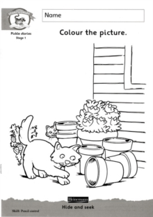 Image for Storyworlds Reception/P1 Stage 1, Animal World, Workbook (8 Pack)