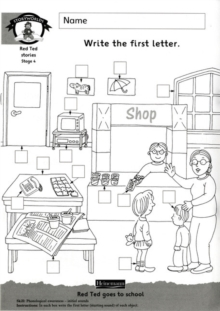 Image for Storyworlds Yr1/P2 Stage 4, Our World, Workbook ( 8 pack)