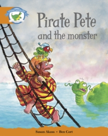 Image for Literacy Edition Storyworlds Stage 4, Fantasy World Pirate Pete and the Monster