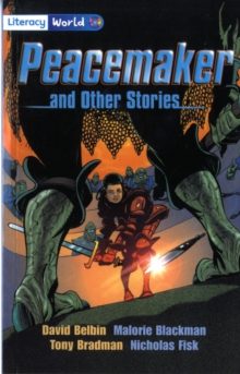 Image for Literacy World Fiction Stage 4 Peacemaker