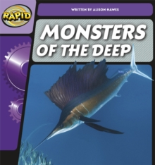 Image for Rapid Phonics Monsters of the Deep Step 2 (Non-fiction) 3-pack