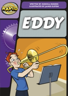 Image for Rapid Phonics Eddy Step 3 (Fiction) 3-pack