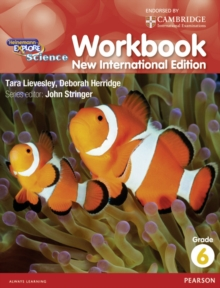 Image for Heinemann explore scienceGrade 6,: Workbook