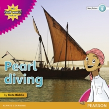 Image for Pearl diving