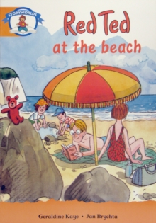 Image for Storyworlds Stage 4: Red Ted at the Beach : Our World Big Book