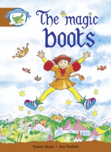 Image for Literacy Edition Storyworlds Stage 7, Fantasy World, The Magic Boots