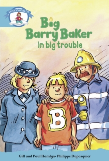 Image for Literacy Edition Storyworlds Stage 9, Our World, Big Barry Baker in Big Trouble
