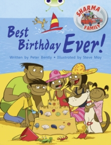 Image for Bug Club Independent Fiction Year Two Purple B Sharma Family: Best Birthday Ever