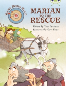 Image for Bug Club Independent Fiction Year Two Purple A Young Robin Hood: Marian to the Rescue