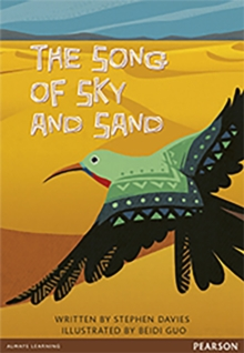 Image for The song of sky and sand