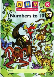 Image for New Heinemann Maths: Reception: Numbers to 10 Activity Book (8 Pack)