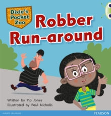 Image for Dixie's pocket zoo: Robber run-around