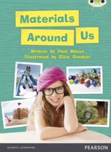 Image for Bug Club Independent Non Fiction Year 1 Green C Materials Around Us