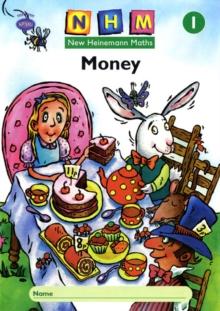 Image for New Heinemann Maths Yr1, Money Activity Book (8 Pack)