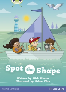 Image for Bug Club Guided Non Fiction Year 1 Yellow B Spot the Shape