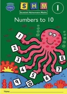 Scottish Heinemann Maths 1: Number to 10 Activity Book 8 Pack -