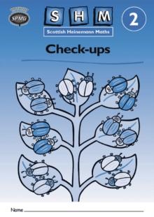 Scottish Heinemann Maths 2: Check-up Workbook 8 Pack -